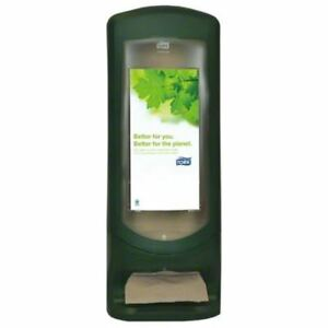 Tork 6339000 Hunter Green Xpressnap Napkin Dispenser Stand