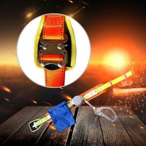 High altitude Operations Safety Rope Webbing Lanyard Fall Protection New Pro