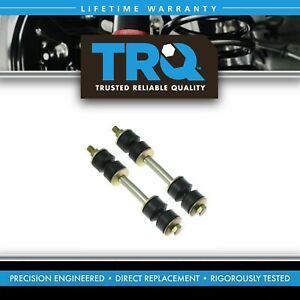 Front Sway Bar Link Kit Pair Set For Gmc Buick Chevy Olds Pontiac Pickup Truck