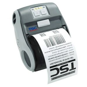 New Tsc Alpha 3r Mobile Receipt Label Direct Thermal Printer 99 048a051 00lf