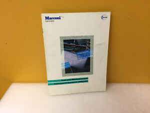 Marconi 1992 93 Test Measurement Instrument Systems Catalog
