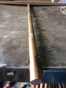 Copper 642 Round Bar 1 X 33 Long