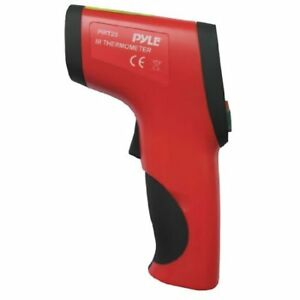 Pyle Compact Infrared Thermometer With Laser Targeting Celsius pirt25