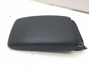 10 14 Vw Jetta Sw Wagon Front Console Arm Rest Only Oem Used
