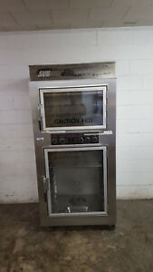 Nu vu Sub 123 Proofer Oven Combo Tested 240v Bread Baking Center