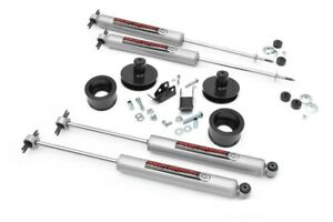 2in Jeep Suspension Lift Kit 97 06 Tj Lj N3 Shocks