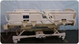 Stryker Gobed Ii Medsurg Fl28ex Full Siderail Coverage Mobile Hospital Bed