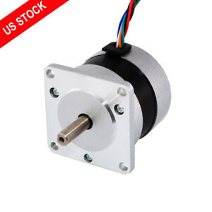 Us Ship 36v 4400rpm 0 055nm 25w 1 0a 57x43mm Brushless Dc Motor