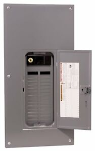 Square d Qo13040m200c 200 amp 30 space 40 circuit Indoor Breaker Panel Box