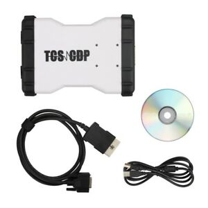 Tcs Cdp Pro Obdii Diagnostic Tool Obd2 Scanner Code Reader For Car And Truck