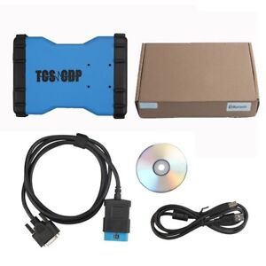 Tcs Cdp Pro Plus Obd2 Diagnostic Tool 2015r3 Software With Keygen