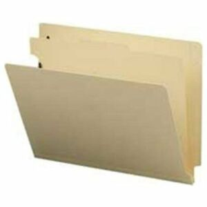 Sparco Medical File Folder 0 75 Expansion 2 Folder Fastener spr00200