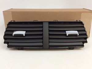 2011 2015 Ford Explorer Front Center Dash A c Heat Vent Double Air Duct New Oem