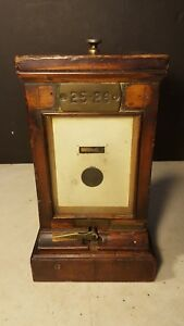 Antique Walters Co London Circa 1900 S Battery Electric On Off Switch Devise