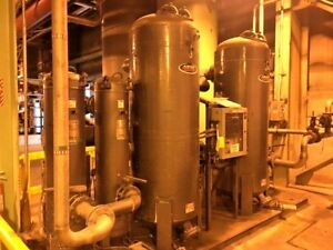 Airtek Regenerative Desiccant Compressed Air Dryer Heated Blower Purge 2200 Cfm