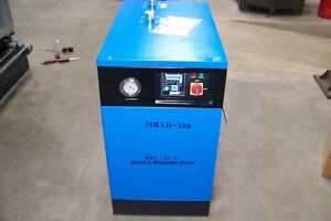 Dry Max Dm 30 Refrigerated Air Dryer 150 Cfm Pre And After Filter