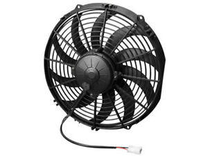 Spal 12 High Performance Electric Cooling Fan 1381cfm Curved Pusher
