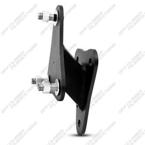 Mbrp Exhaust 130718 Spare Tire Relocate Bracket Kit Fits 07 17 Jeep Wrangler