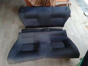 Nissan Silvia S15 Rear Seats Will Fit S14
