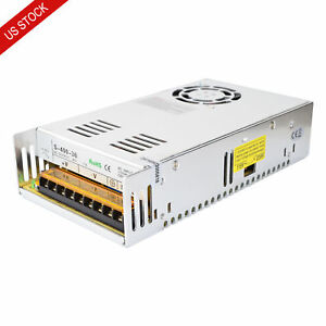 400w 36v 11a 115 230v Switching Power Supply For Stepper Motor Cnc Router Kits