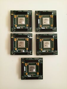 Lot Of 5 Xilinx Virtex 4 Xc4vlx200 For Chip Recovery