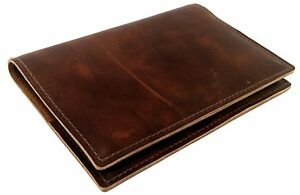 Thick Top Grain American Cowhide Leather Cover By Diy Indispensables For Us Log