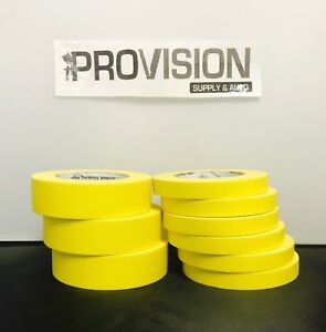 3m 06654 06652 Automotive Masking Tapes 9 Rolls 3 6654 1 1 2 6 6652 3 4