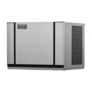 Ice o matic Cim0636hr Remote Cooled 600 Lb Half Cube Ice Machine