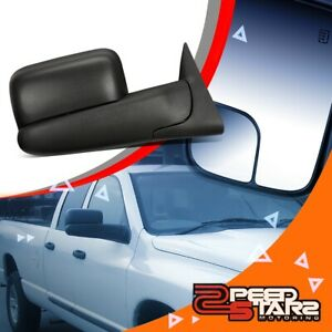 Right Side Powered Adjustment Towing camper Mirror W heated For 94 97 Dodge Ram