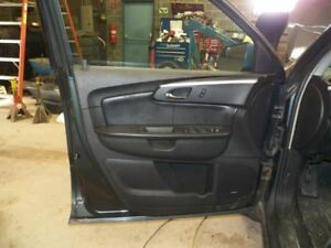 Traverse 2009 Door Trim Panel Front 191221