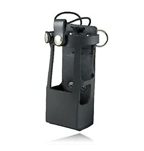 Radio Holder For A Motorola Black New