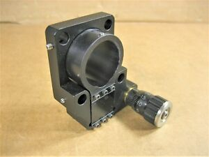 Thorlabs Sm1z Z axis Translation Mount For 30mm Cage