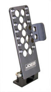 Joes Racing Products 33600 Aluminum Gas Pedal Assembly Rectangle Floor Mount