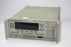 Hp agilent 83622a Synthesized Signal Generator 2 To 20ghz Sweeper