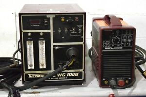 Thermal Arc 400 Gms Mig stick tig Welding Power Supply