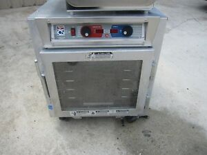 Metro C5 dough Proofing Holding Half Cabinet With Humidity And Temp Control