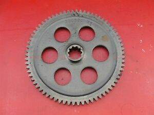 Farmall Cub Lo Boy Tractor Bull Gear Rear Axle Drive 350824r2