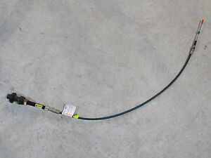 Cablecraft Tuthill Vernier Adjust Locking Pto Fire Truck Throttle Cable 45 5