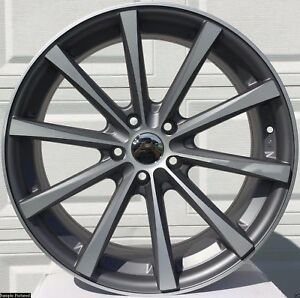 4 New 19 Wheels Rims For Pontiac Vibe Mercury Grand Marquis Mariner Milan 444