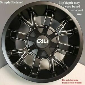 4 New 20 Wheels Rims For Chrysler Pacifica Lx Touring L Town And Country 2841
