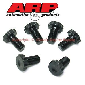 Arp Auto Transmission Flex Plate Bolts Fits Some Gm 4 8l 5 3l 5 7l Ls Engines