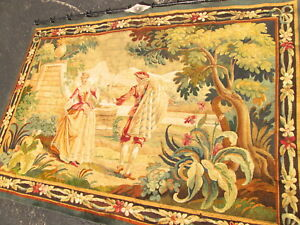 Gorgeous Early 19th Century French Tapestry