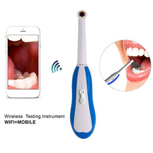 1 3mp Hd Mini Wifi Wireless Dental Intraoral Oral Camera For Iphone Android Pc