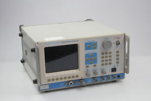 Motorola R2600d Communication System Analyzer