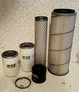 Ford Tractor Filter Kit 3930 4110 4600 4610 4630 4830 5030 5600 5610 5700 6600