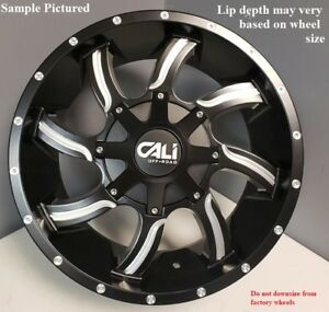 4 New 20 Wheels Rims For Gmc 2011 2017 Sierra 2500 Hd Sle Slt 1259