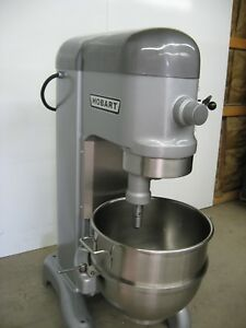 Hobart 60 Qt Mixer Save Rebuilt Looks And Runs Great