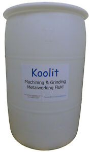 55 Gal 207 S Semi synthetic Cnc Coolant 2x Concentration So Use 1 2 Normal