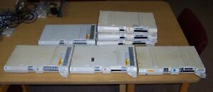 Batch Of 7 Avaya Lucent Partner Acs Modules As is