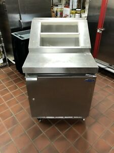 Norlake Ice Cream Topping Cabinet